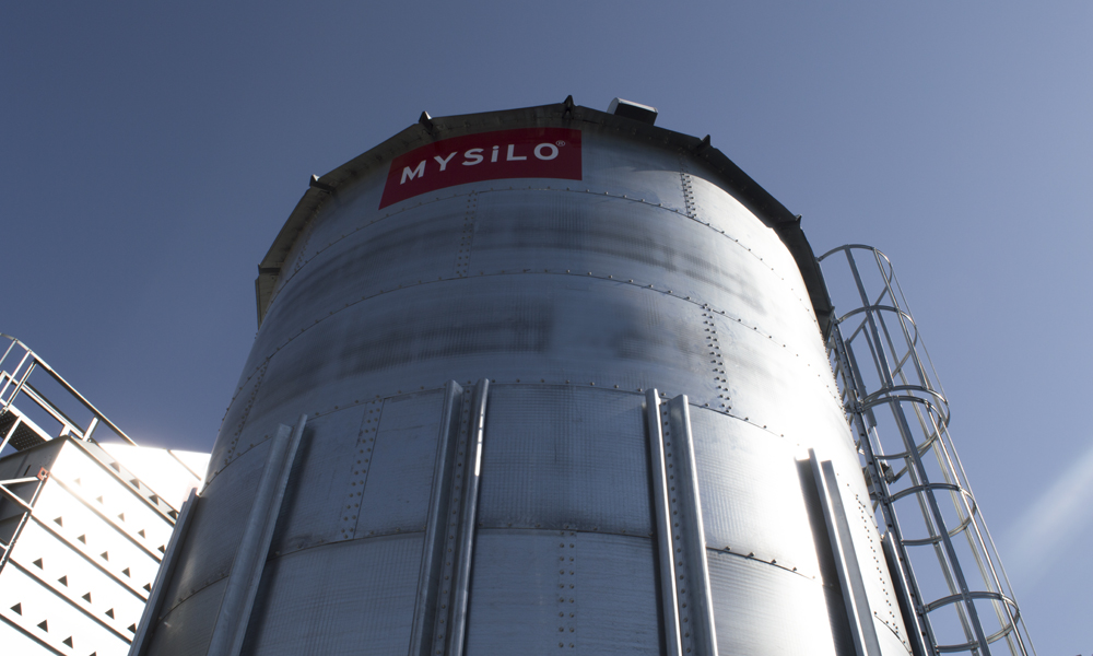 Mysilo | Hopper Base Silo D Series