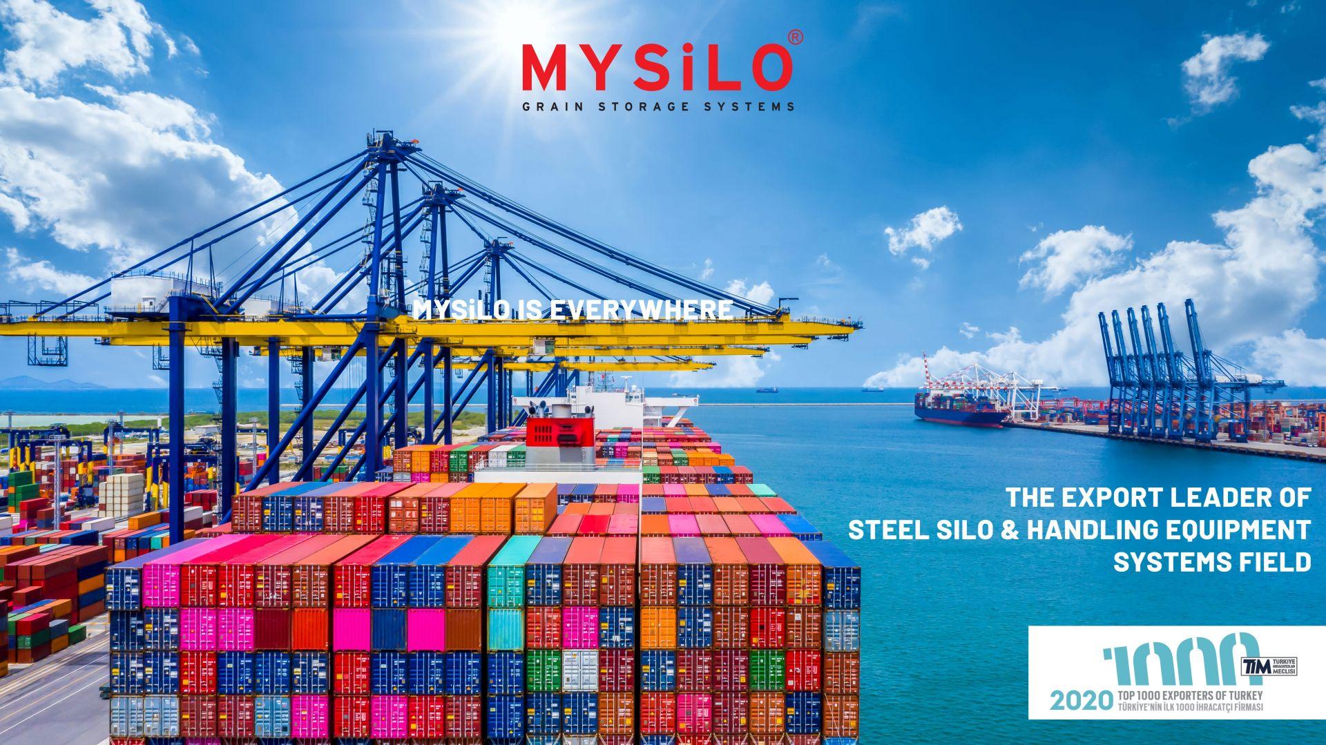 2021 Mysilo Top 1000 Exporters