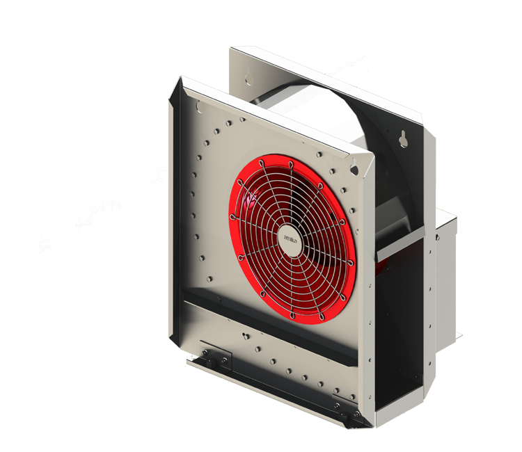 High Pressure Blower Design : Centrifugal fan housing design images
