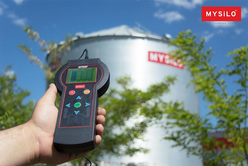 Mysilo | Temperature Monitoring System