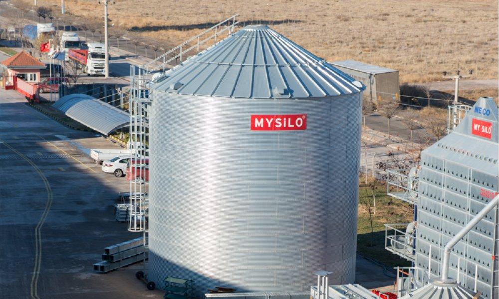 Mysilo | Farm Type Silos